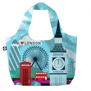 Torba London BG Berlin EcoBag