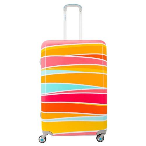 0a0b3e26f4d35 Duża walizka podróżna Cross Colors - BG Berlin