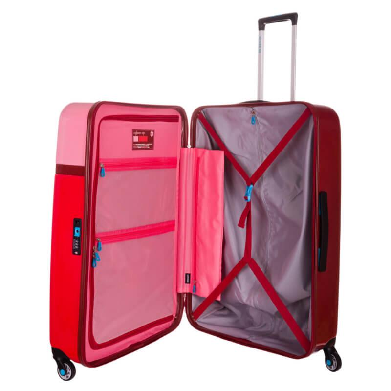 c9ecbb9a740a0 Duża walizka podróżna Cashmere Rose - BG Berlin