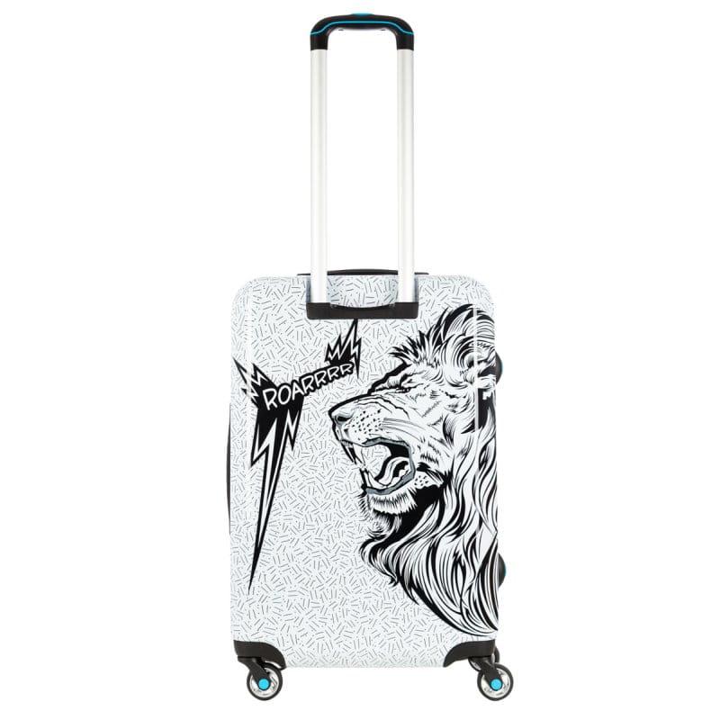 8618c70610268 Średnia walizka na kółkach Roar - BG Berlin